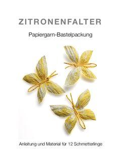 http://de.dawanda.com/product/61110615-Zitronenfalter---Papiergarn-Bastelpackung