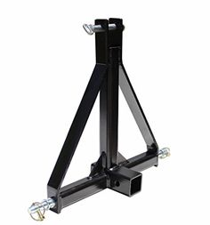 http://automotiveideas.info/3-point-2-receiver-trailer-hitch-category-1-tractor-tow-hitch-drawbar-adapter/- This Titan 3 point trailer hitch attachment is is perfect for moving around trailers and other implements that use a...