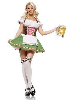 Leg Ave Women's Two-Piece Gretchen Costume...($42.99–$111.90 $22.99–$71.50)