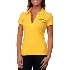 Tommy Hilfiger Oregon Ducks Ladies Lucky Crosstown Polo - Yellow by Tommy Hilfiger. $37.95. Lightweight ladies polo. Slim fit. V-neck placket. Imported. Quality embroidery. Tommy Hilfiger Oregon Ducks Ladies Lucky Crosstown Polo - YellowLightweight ladies poloV-neck placketSlim fit98% Cotton/2% SpandexQuality embroideryImportedOfficially licensed collegiate product98% Cotton/2% SpandexLightweight ladies poloQuality embroideryV-neck placketSlim fitImportedOfficially license...