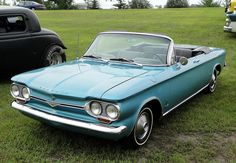 Car Crazy 64 Chevrolet Corvair..Re-pin...Brought to you by #CarInsurance at #HouseofInsurance in Eugene, Oregon