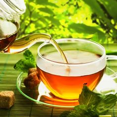 Health Benefits of Tea from H2U Blog. Waking up to a hot cup of tea can be the highlight of the morning, especially when you consider that tea is full of disease-fighting antioxidants. And with so many different types of teas on the market — black, green, white and herbal — trying new ones is easy and fun.    Here's a quick primer to help you choose teas that help perk you up, calm you down or provide specific health benefits!
