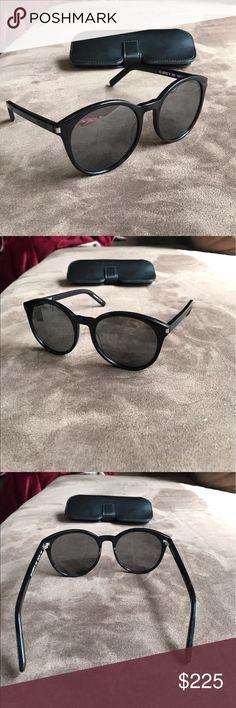 Beautiful Saint Laurent Sunglasses Beautiful sunglasses ! Worn once ! Saint Laurent Accessories Sunglasses