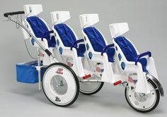 Runabout U.S. Quad Stroller