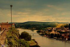 Koblenz, Rhine, Germany