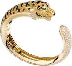 Cartier - Tiger