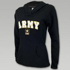 Army Ladies Arch Hood