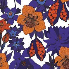 #newonpatternbank → patternbank.com/elonalaff #patternbank #pattern #patternmaking #patterndesign #surfacedesign #floralpattern 📷: @elonalaff