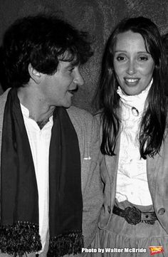 Robin Williams and Shelley Duvall