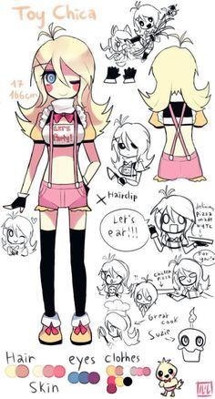 Fnaf Anime images - special toy girl - Shounen And Trend Manga Five Nights At Freddy's, Anime Fnaf, Kawaii Anime, Neko, Chibi, Pole Bear, Fnaf Sister Location, Fnaf Characters, Freddy Fazbear