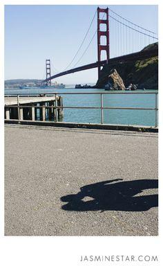 San Francisco Engagement Session: Sandra+Alex by Jasmine Star