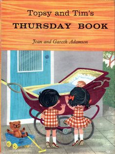 'Topsy and Tim's Thursday Book' illustrated by Jean Adamson