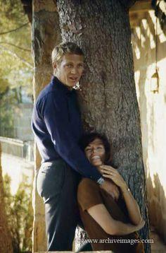 Sixties | Steve McQueen and Neile Adams