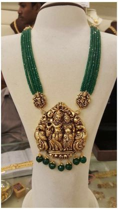 Gold Jewellery Design, Bead Jewellery, Designer Jewellery, Silver Jewellery, Pendant Jewelry, Handmade Jewellery, Gold Temple Jewellery, Cartier Jewelry, Golden Jewelry
