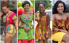 This Week's Juicy African Print Style From Our Favourite Personalities Will R eally Inspire Yours