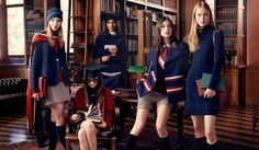 Back to school with Tommy Hilfiger #Prep