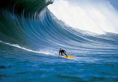 Mavericks surf contest 2012