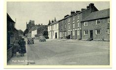 "#""OXFORDSHIRE"" BLOXHAM HIGH STREET 1930/50s Period ## | eBay"