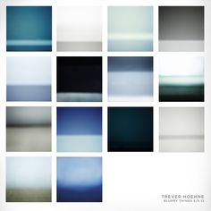 blurry things (2012), trever hoehne