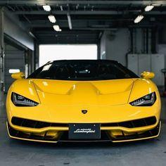 Cars and More Cars Maserati, Bugatti, Lamborghini Aventador, Ferrari 812 Superfast, Lamborghini Centenario, Ferrari World, Yellow Car, Mc Laren, Top Cars