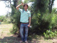 Hình chụp ngày 31-03-2007 Lúc đó mình siêu mỏng dính luôn ... Ôi ngày xưa ;-)