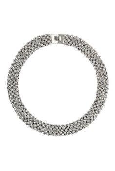 Nov 2013-Premium Rhinestone Surround Collar - Jewelry  - Bags & Accessories