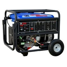 Portable Generator Reviews Duromax X4400e The Portable Generator Reviews Portable Generator Gas Powered Generator Portable Power Generator