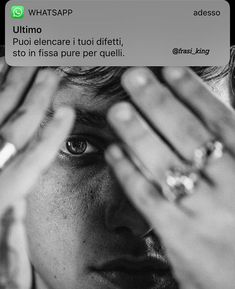 Ispirational Quotes, Poetry Quotes, Love Quotes, Crush Quotes For Him, Italian Quotes, Tumblr, Foto Instagram, Together Forever, Phobias