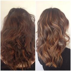 TRANSFORMATION: Caramel Dimension | Modern Salon