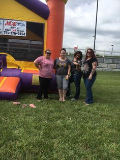 Few of our sister dolls from The Modified Dolls Kansas Chapter had a blast helping out the local fire department for the MDA Block Party! #ModifiedDolls #KSdolls #NonProfit #volunteering #DifferentMakingADifference