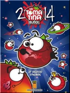 La Tomatina 2014, Buñol (Valencia)  Miercoles 27 de Agosto 2014 (11:00 horas)