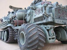 Frankentraktor 005 by Mark`Stevens ModelCrafter