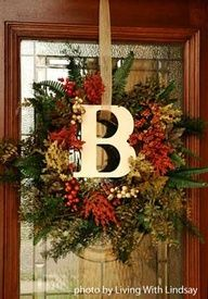 lots of neat decorating ideas for outside/wreaths etc awesome