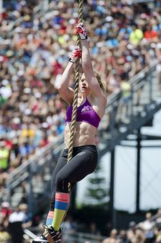 The Longest Yards | CrossFit Games #fitFluential