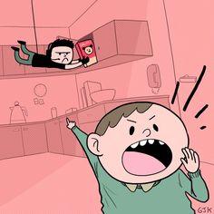 """¡Mamá, mi hermano me quitó el autitoooooo!, ¡Profe, Juanito dijo una palabra feaaaa! ¿Qué hacer con los niños """"acusetes""""? - Acusete cara´e cuete - El Definido"""
