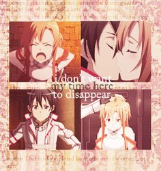 photoset otp edits sao meiruro edits Sword Art Online kirito Asuna how do you photoshop