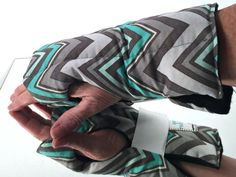 Heat Therapy Rice Bag Wrist Wrap Rice Bag Heating by License2Craft