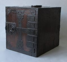 Antique Japanese Ship Box