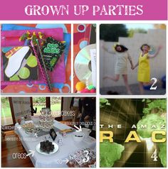 1 - Adult Party Ideas