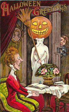 Halloween Greetings: October 2012. One of my favorites