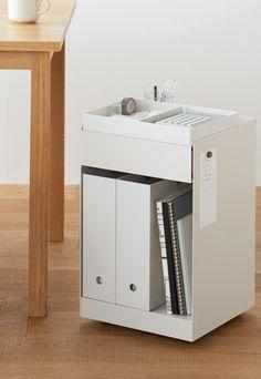MUJI Steel Cabinet