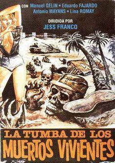 La Tumba de los Muertos Vivientes (1982) Español, VOSE