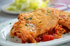 Wiener Schnitzel, Piccata Milanese, Lasagna, Spaghetti, Pasta, Meat, Ethnic Recipes, Food, Italia
