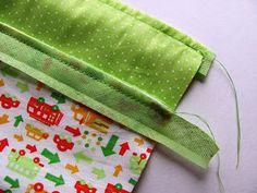 Ana Tuyama crafts:ziper com vies