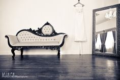 Revamping our bridal parlor! Ideas for the project coming soon!