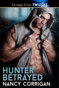 Cover Reveal: Hunter Betrayed by Nancy Corrigan + givaway | I Smell Sheep