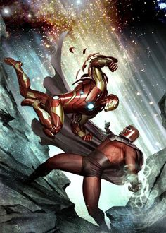 Avengers VS X-Men Promo by Adi Granov