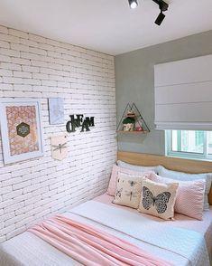 Room Ideas Bedroom, Small Bedroom Inspiration, Stylish Bedroom, Room Decor, Dorm Room Decor, Cute Room Decor, Bedroom Layouts, Girl Bedroom Decor, Living Room Decor Inspiration