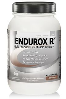 Improves recovery speed by over 8 hours for 2 hour workout.  (Not necessary for anything under 75 minutes.  Accelerade during, and Endurox after.