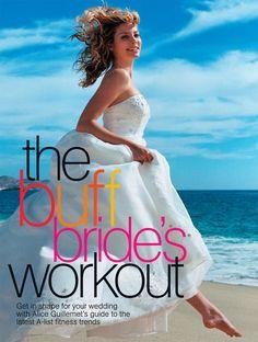 Be a BUFF bride! | #engaged #brideworkout #bridefitness
